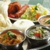 ジョイマハール - 料理写真:本格インドカレーからパスタなどの洋食も全般楽しめランチはセットメニューが人気です!