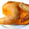 しぞ~か - 料理写真:豪快!外パリ!中ジュ~!鶏の半身揚げ(選べるスパイス付き)