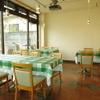 ジョイマハール - 内観写真:明るく雰囲気の良い店内はテラス席もあります!