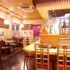 串焼 粂八 - 内観写真:串焼をつまみながら一杯飲める…、そんな大人の隠れ家的な焼鳥屋です。