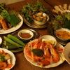ベトナム屋 DZO! - 料理写真:あれこれオーダーしてベトナム宴会☆