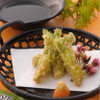 旬料理兆 - 料理写真:たらの芽の天ぷら(季節限定) 620円