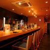 旬料理兆 - 内観写真:落ち着いた雰囲気の店内◎カウンターが広いのもうれしいですね♪