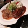 ビストロjeujeu - 料理写真:★ハンバーグ + しょうが焼き セット★