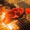 森のブッチャーズ - 料理写真:リブロースステーキ 牛肉の背中の部位で赤みの甘み、旨さは最高です♪リブロース 1400円~