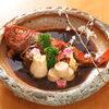 魚國 - 料理写真:金目の煮付