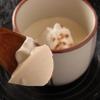 もつ粋 - 料理写真:自家製そば茶プリン