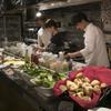 炭火イタリアンAzzurro520+カフェ - 内観写真:キッチン風景