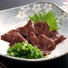 菅乃屋 - 料理写真:馬レバー刺し