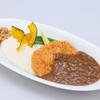 レストラン121ダイニング - 料理写真:カリッと揚げたてロースカツカレー