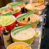 もうやんカレー - 料理写真:カレーランチビュッフェ。サラダたくさんサイドメニュー。