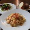サンクス ア ロット - 料理写真:本日のおすすめパスタ・サラダ前菜・自家製パン付き