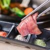 闘牛門 - 料理写真:炙ってタマゴ♪ヨーキーロース♪♪
