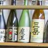 花膳 - 料理写真:山形の地酒や銘酒が各種取り揃えております。