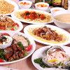 龍門 - 料理写真:3500円のコース例です