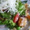ターシャ - 料理写真:ターシャガーデン風サラダ
