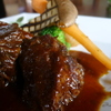 ターシャ - 料理写真:甲州ワインビーフのシチュー。絶品です。