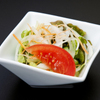 味の牛たん喜助 - 料理写真:プチサラダ