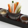 味の牛たん 喜助 - 料理写真:生野菜スティック