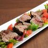 ジアス ルーク&タリー - 料理写真:知床鶏レバー赤ワイン漬け