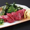大久保西の茶屋  - 料理写真:馬刺し900円