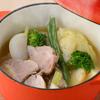 ル・タン・メルヴェイユ - 料理写真:千葉産!イモ豚のポトフ風