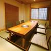 スギモト - 内観写真:落ち着いた雰囲気の個室
