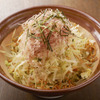 なかめのてっぺん - 料理写真:『アレ!』入り キャベツサラダ