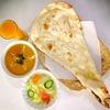 インド料理 カマナ - 料理写真:ランチセットはとってもリーズナブル!