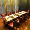 ホテルオークラ 中国料理「桃花林」 - 内観写真:10名様まで接待ぴったり!【個室:蘭(ラン)~プラン①~】