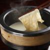 豆仙坊 - 料理写真:引き上げ湯葉