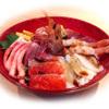 米福 - 料理写真:山陰の美味さを詰め込んだ、極上海鮮丼 1580円