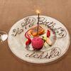 鉄板焼 いちか - 料理写真:記念日の方にはデザートプレートサービス!(コースに限る)