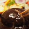 Toshi - 料理写真:☆じっくり煮込んで作った濃厚でマイルドなデミグラスソースハンバーグ