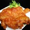 鶏そば - 料理写真:唐揚げ