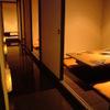 彩香園 - 内観写真:連なる完全個室