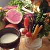 zetto - 料理写真:野菜ソムリエ厳選!三浦野菜のバーニャカウダ