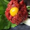 焼肉ハウス - 料理写真:ユッケ