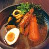 らっきょ&Star - 料理写真:シーフードスープカレー