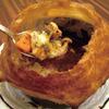 らっきょ&Star - 料理写真:3種きのことチーズのパイ包みスープカレー