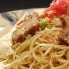 酔灯屋 - 料理写真:「焼きラーメン」博多屋台の定番を酔灯屋風にアレンジ!醤油味はウチが元祖!