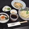 吉野本葛 天極堂 - 料理写真:冷やし葛うどんセット