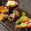 和 旬゛ - 料理写真:見た目も美しく