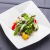 七之助 - 料理写真:女性にも人気!温野菜サラダ