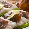 赤坂璃宮 - 料理写真:ハタと金華ハム・椎茸の重ね蒸し