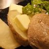 夜空のジンギスカン - 料理写真:じゃがバター