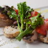 チャコール - 料理写真:炭焼お野菜の盛合せ