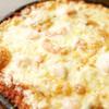 恵比寿でですけ - 料理写真:海鮮チーズチヂミ980円