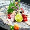 ウォーリー・クック - 料理写真:噛む度に、旨味を感じる『虎河豚の鉄刺』