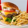 自家製ハンバーガー Nomad diner - 料理写真: